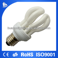Reliable Quality T2 4U 18w Lotus Energy Saving Bulb/CFL with CE and ROHS