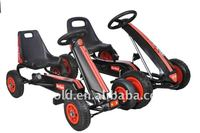 mini pedal go kart/mini 4 wheels bicycle/kids go kart by pedal for 3-6 years old