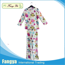 Over 20 Years Experience Cheap 100% polyester flannel winter coral fleece kids pajamas