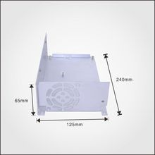 China Supply Aluminum profile/ housing/ box/for laptop VGA