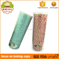 Party Food Grade Paper Baking Cups Cupcake Liners Wholesale