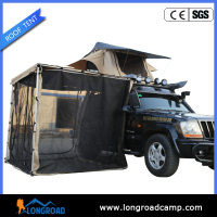 Solar 4x4 roof top tents