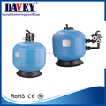 Guang zhou factory supply large side mount water well swimming pool silica sand filter spa filter