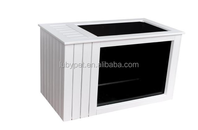 high quality Koi Tank for home decoration with White Wooden Decoration
