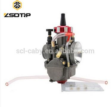 New Wholesale Motorcycle pwk Carburetor Carburador 28 30 32 34 mm with Power Jet fit on Racing Motor Engine Vergaser
