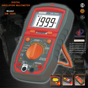 Digital Insulation Tester ( DM-3808)
