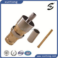 rf coaxial cable connector/L9 series assembly connector