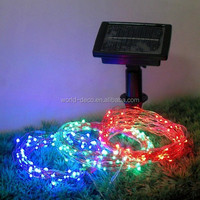 Solar Christmas light / solar led garland string light / 3v cheap mini christmas lights