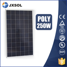 A Grade 250w 255w 260w poly best price per watt solar panels