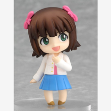 Can be customized make your own design japanese anime cartoon character figure toys from dongguan factory