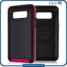 PC TPU Hybrid Scratch-resistant Cell Phone Covers Cases for Samsung Galaxy Core 2 G355H