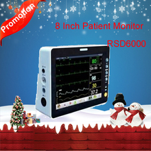 2016 CE Approved Patient Monitor with Printer Available