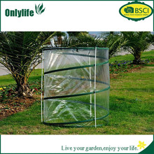 Onlylife high quality folding pvc Pop-up Garden Greenhouse