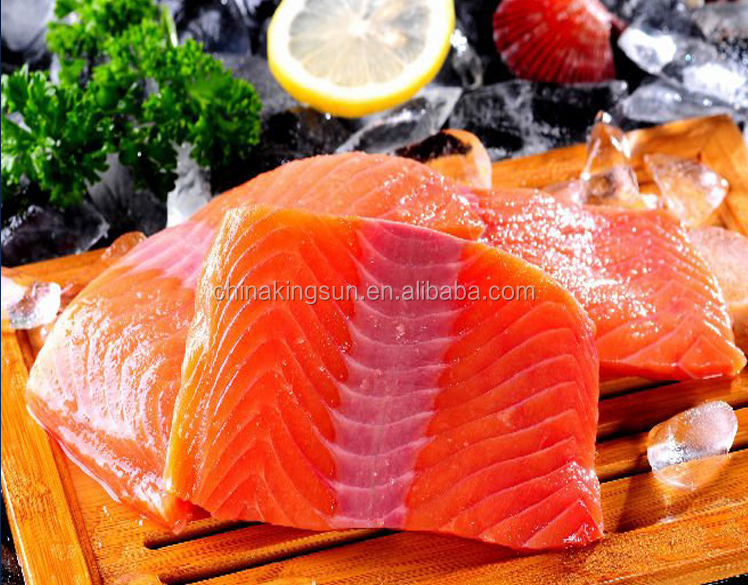 High Quality Good Price Frozen Chum/Pink Salmon Fillet