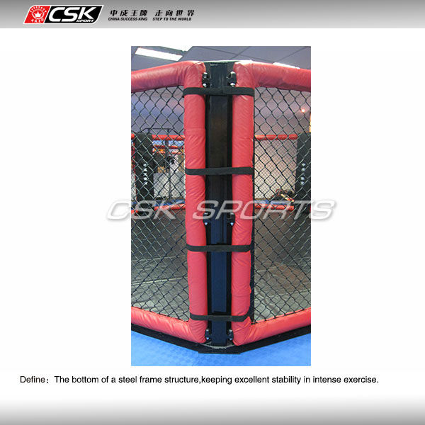 professional octagon hexagon mma cage sale