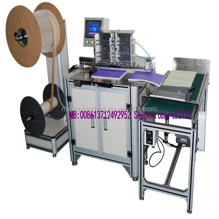 loop wire binding machine