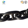 Painted Black marine anchor chain