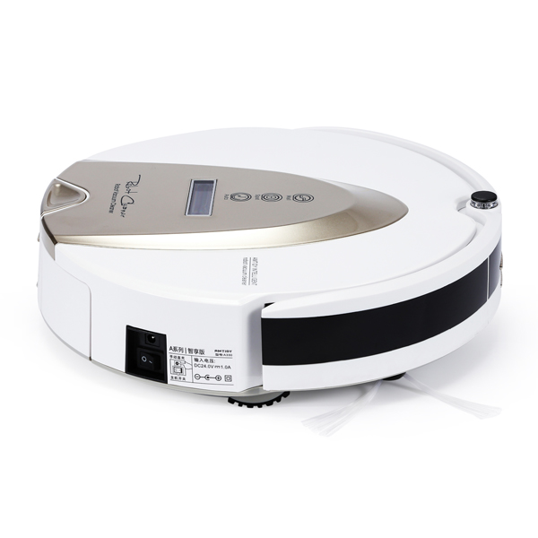 2016 Top Sell Multifunction Auto Recharge Robot Vacuum Cleaner