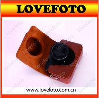 For Canon EOS M-C Leather PU Case Digital Camera high quality bags