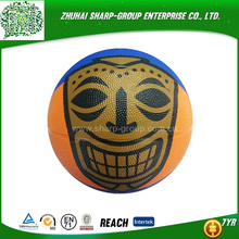 hot selling OEM rubber basketball manufacturer