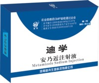 Pet Medicine Cold Fever Treatment Medicine for Animals Metamizole Sodium Injection