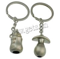 Zinc Alloy Nipple Of A Feeding Bottle Shape Chain Nipple Piercing 703799