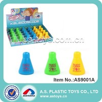 promotional mini plastic kaleidoscope toy for kids
