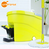 Witorange new design 7L PP plastic mop bucket with wringer and pedal
