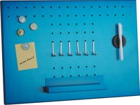 Decorative Memo Board With Magnetic Sticker/Office Notice Board With Hook