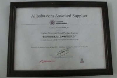 supplier assessed supplier
