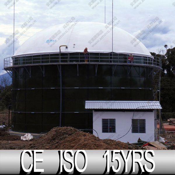 New Type Dual Membrane Gas Domes, Digester Membrane Roof