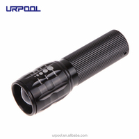 Professional for Lighting,Q5 Mini LED Flashlight 3 Modes Zoomable LED Light lanterna strong lumen