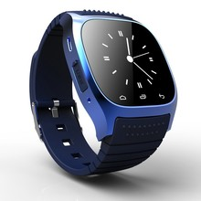 Cheap Smart Watch M26 with Dial / SMS Reminding / Music Player / Pedometer for Mobile Phone