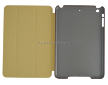 For ipad mini 2 custom genuine leather case fashion style tablet case