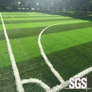 anti-slip natural look soccer field landscape lawn football artificial grass