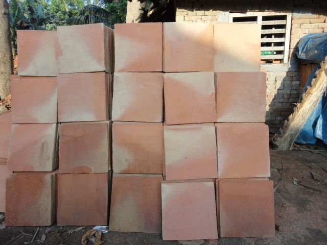 NEW PRODUCTS OF CLAY TILES