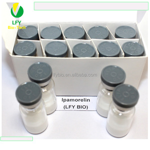 99% Purity Injectable Peptide steroid Hormones Ipamorelin 2mg /5mg/vial for Fat Burning Energy Homeostasis