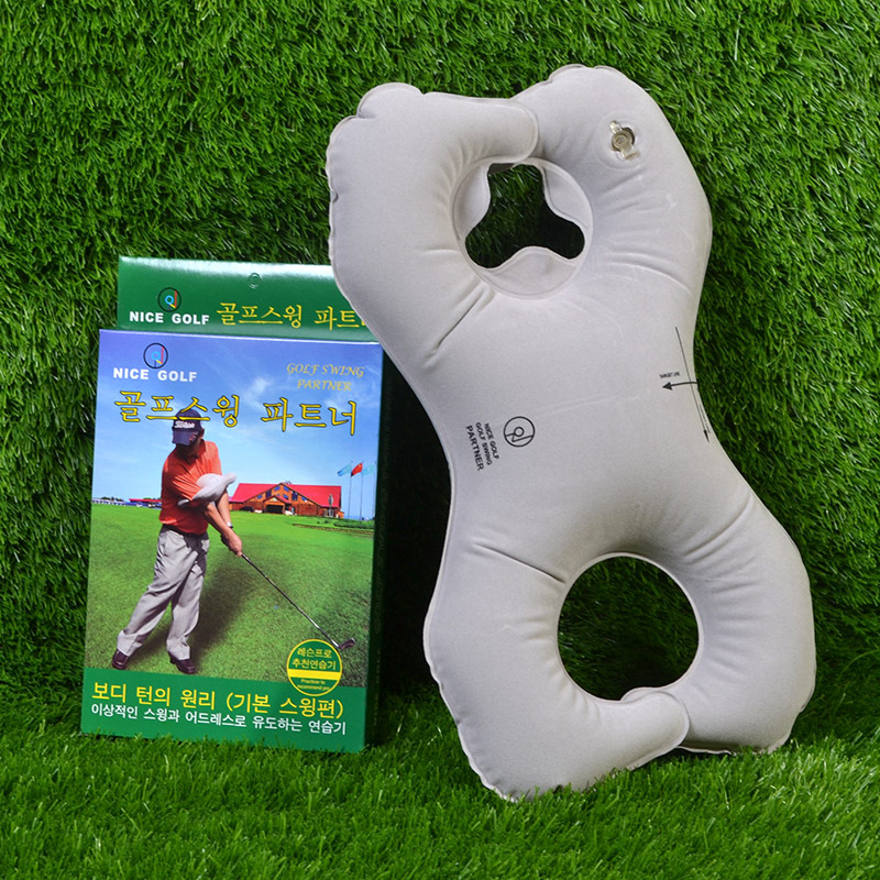 Golf corrective trainer Golf Practice Swing Educational Trainer Guide Gesture Alignment Training