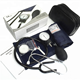 medical standard OEM manual aneroid sphygmomanometer with stethoscope