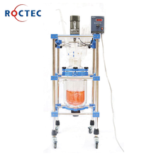 factory outlet high quality chemical technical 10l reactor with low price