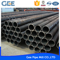made in china GEE API 5L sch40 black steel seamless pipes