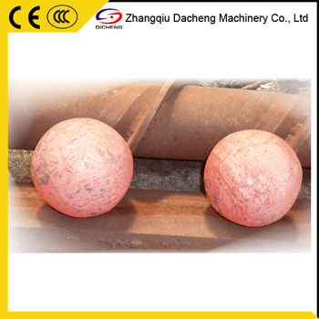 B3 Steel Forged Grinding Steel Ball For Ball Mill