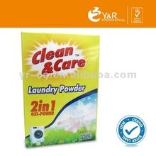Popular new formula plant washing powder