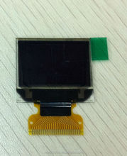 0.95 inch color 96*64 resolution mini OLED screen