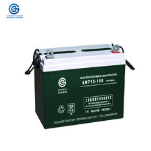 Hot selling acid gel deep cycle solar battery 12v 50ah for inverter