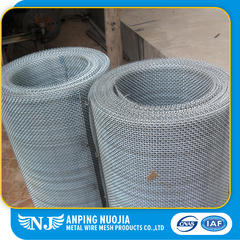 Fast Delievey Wholesale Wire Grid Galvanized Crimped Steel Wire Mesh