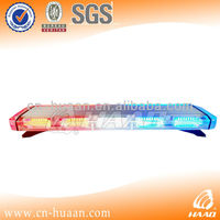 Police 12 volt led light bar