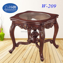 furniture guangzhou lighted cube table W-209