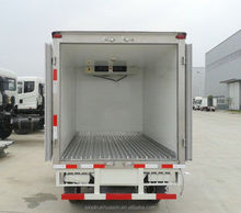 SINOTRUK HOWO factory direct sale refrigerated van truck refrigerated truck fiberglass transport truck
