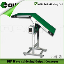 wave soldering exit conveyor/DIP exit conveyor